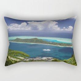 Bora Bora Rectangular Pillow