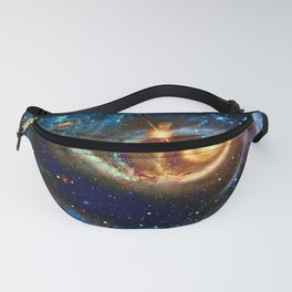 Spiral Galaxy Fanny Pack