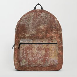 Brown Wall Backpack