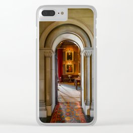 The Drawing Room Clear iPhone Case