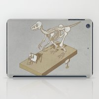 renaissance iPad Cases featuring Jurasic renaissance. by JCMaziu