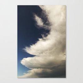 Storm Clouds 5 Canvas Print