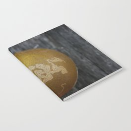 Orangesnake Notebook