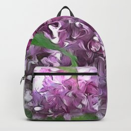 Soft Lilac Backpack