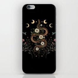 Serpent Spell iPhone Skin