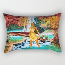 Pocahontas Rectangular Pillow