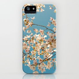 Flower photography by Evgeny Lazarenko iPhone Case