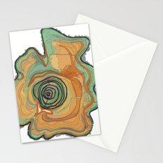 Tree Stump Series 3 - Illustration Stationery Cards