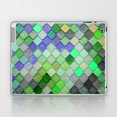 PRETTY - green palette Laptop & iPad Skin