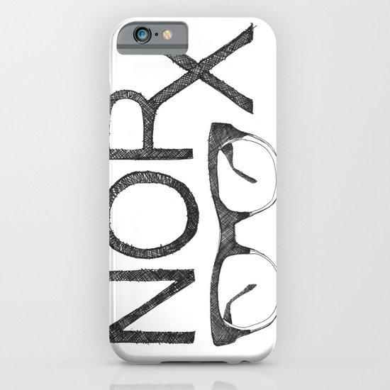NORx iPhone & iPod Case
