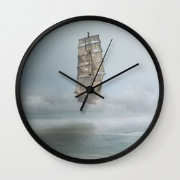 there's no mystery at all Wall Clock