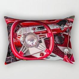 Dice Rectangular Pillow