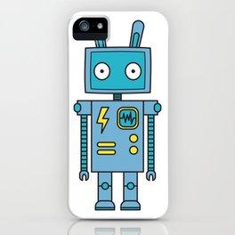 Bunbot iPhone Case