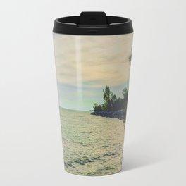 Shore front Travel Mug