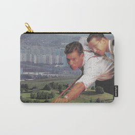 Billiard with Good Friends Carry-All Pouch
