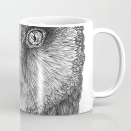 Little Barn Owl Coffee Mug