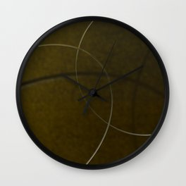 Essence Of Dance Wall Clock
