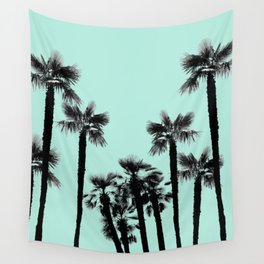 Tropical Palm Trees Dream #5 #tropic #decor #art #society6 Wall Tapestry