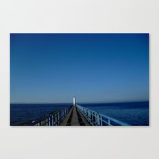 Perfect Post Card VI Canvas Print
