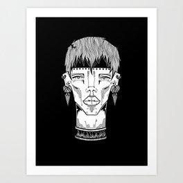 Madara  Art Print