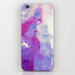 Agate Slice iPhone Skin