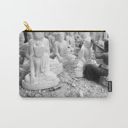 Buddha Sculptor Carry-All Pouch