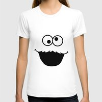 cookie monster T-shirts featuring Cookie monster by Komrod