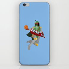 Nothing But Fett iPhone & iPod Skin