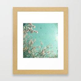 The Wave Framed Art Print