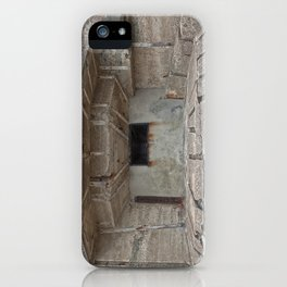 Jersey War Bunker iPhone Case