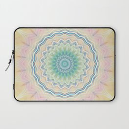Mandala pastel no. 3  Laptop Sleeve