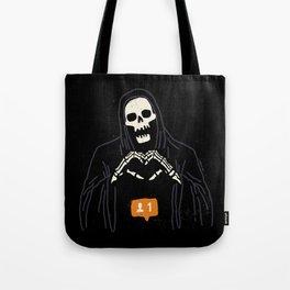 New Follower Tote Bag