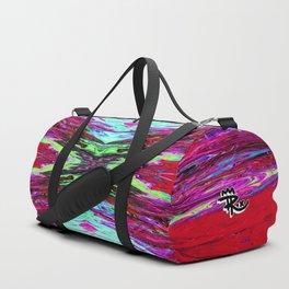 Paint Mandala 012 Duffle Bag