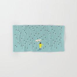 Singing in the Rain v2 Hand & Bath Towel