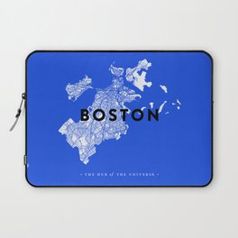 Boston Map Laptop Sleeve