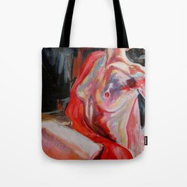 Nude Dancer Tote Bag