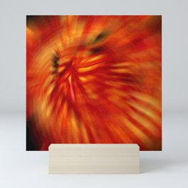Sun in brane Mini Art Print