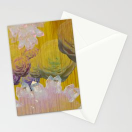 Crystal Camellia  Stationery Cards