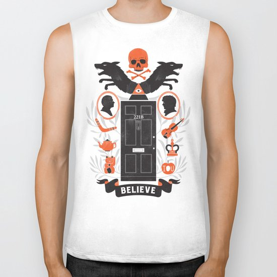 221B Biker Tank