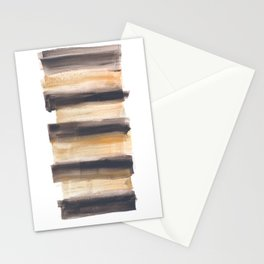 [161216] 13. Drenched|Watercolor Brush Stroke Stationery Cards
