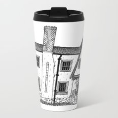 Calhoun House I Metal Travel Mug