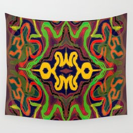 Pattern185aa Wall Tapestry