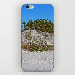 Dunes on Gasparilla III iPhone Skin