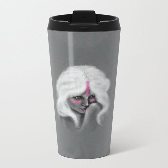 Until You Know Metal Travel Mug