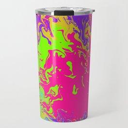 Neon Travel Mug