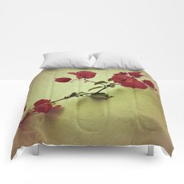 Shabby Chic Floral Comforters
