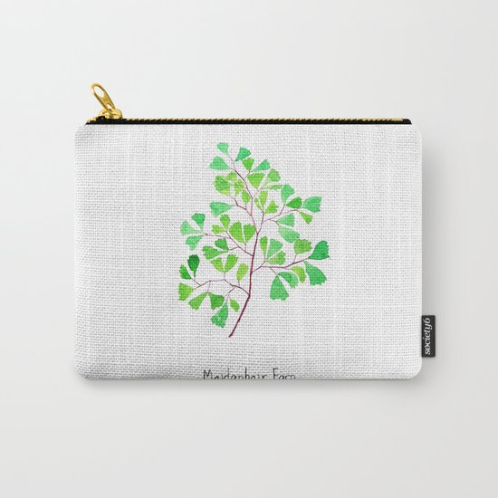 Maiden hair fern Carry-All Pouch