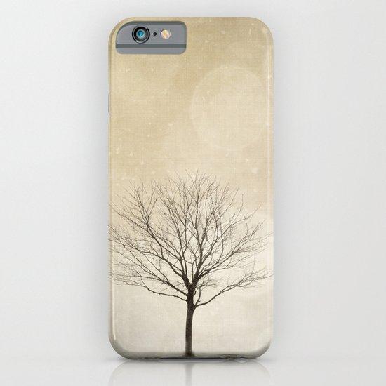 Snow Bokeh Wonderland  iPhone & iPod Case