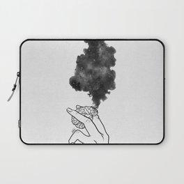 Burning mind. Laptop Sleeve