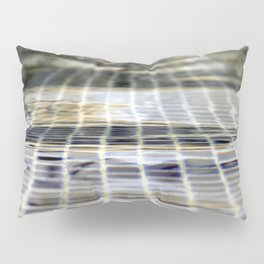 Fountain Water Pillow Sham